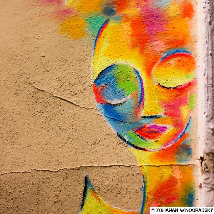 streetart paris par marie aschehoug-clauteaux réalisé à la butte aux cailles