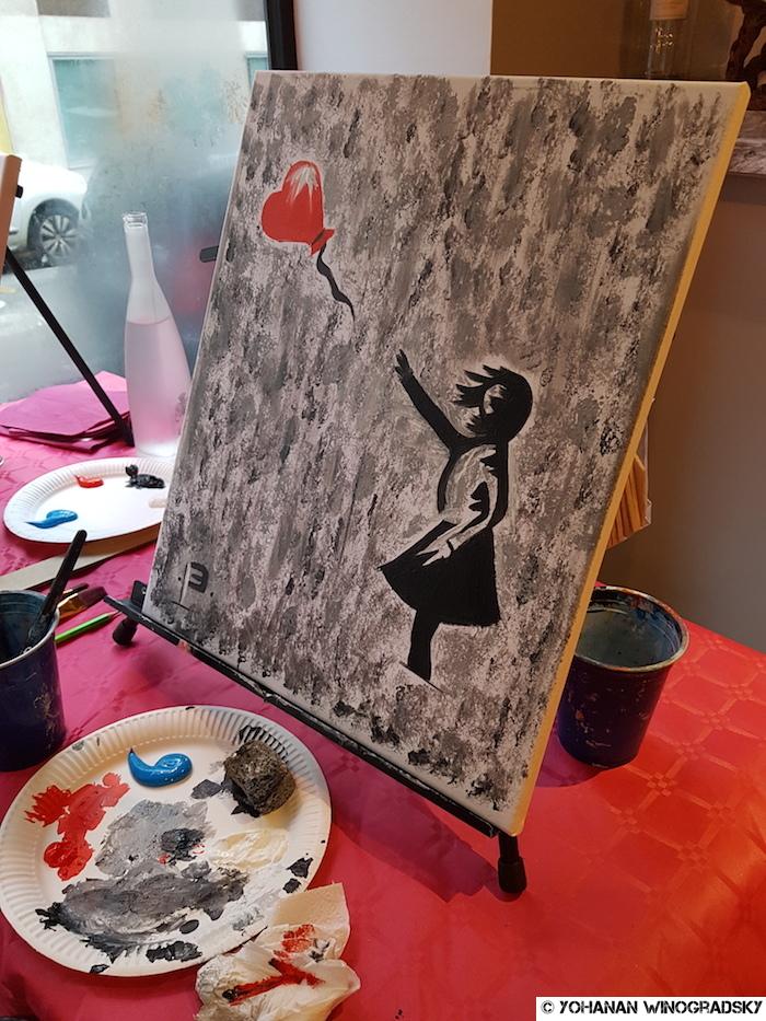 ateliet happy paint à la zinguerie